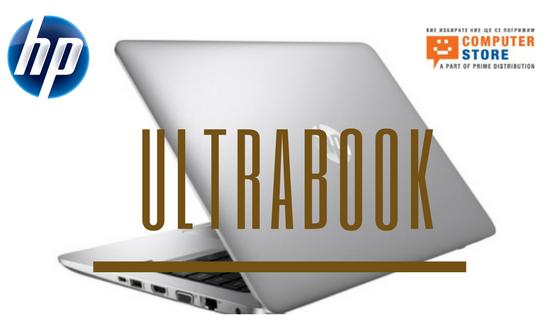 мини лаптоп - UltraBook HP
